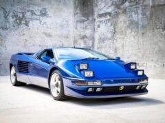 Суперкар султана Брунея будет выставлен на продажу