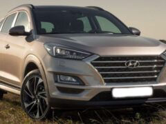 В Сети появились рендеры нового поколения Hyundai Tucson