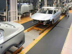 Специалисты Skoda работают над обновлением Volkswagen Passat