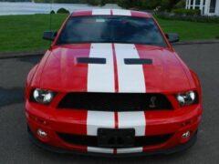 Ford Mustang Shelby GT500 из фильма «Я легенда» выставлен на продажу
