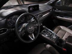 Mazda CX-5 и CX-9 получили обновленную мультимедийную систему