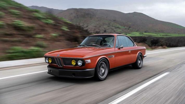 BMW 1974 года, тюнинг