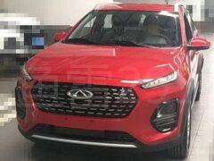 Новый кроссовер Chery Tiggo 3x получил дизайн от Hyundai Santa Fe