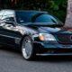 Mercedes-Benz S600 Майкла Джордана продается в США