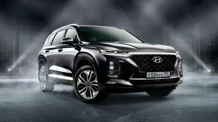 Hyundai Santa Fe в спецверсии Black&Brown