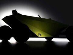 Hyundai показал субкомпактный автомобиль без двигателя