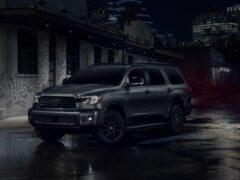 Toyota представила новую версию Sequoia