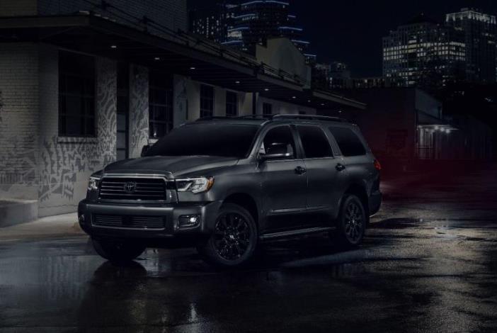 Toyota Sequoia Nightshade Special Edition