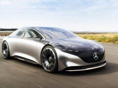 Daimler сможет увеличить запас хода электрокаров до 700 километров