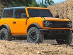 Ford подготовил 5 внедорожных концептов к 55-летию Bronco