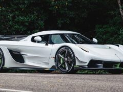 Новая опция для Koenigsegg Jesko стоит как целый Lamborghini Aventador