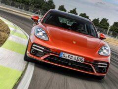 Компания Porsche все еще заинтересована в выпуске Panamera Coupe
