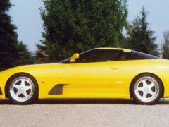 IsoRivolta GTZ от Zagato: карбоновые суперкары с двигателями объемом 6,8 л