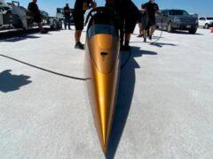 Speed Demon установил новый рекорд скорости для машин с ДВС