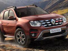 Запущены продажи нового Renault Duster с турбомотором