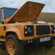 Электрический Land Rover Defender получил двигатель Tesla