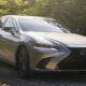 Lexus ES стал лидером в сегменте E по сохранности остаточной стоимости
