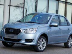В июле продажи Datsun на российском рынке упали на 5%