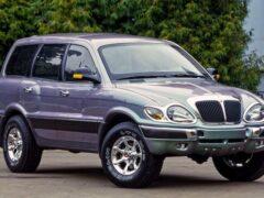 Атаман II и Комбат — внедорожники ГАЗ, которые не вышли на рынок