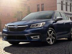 Появились данные о ценах на Subaru Outback и Legacy 2021 года