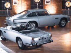 Aston Martin выпустил детский электрокар DB5