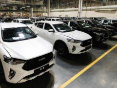 Российский завод Haval ушел в корпоративный отпуск