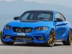 Специалисты доработали купе BMW M2 CS