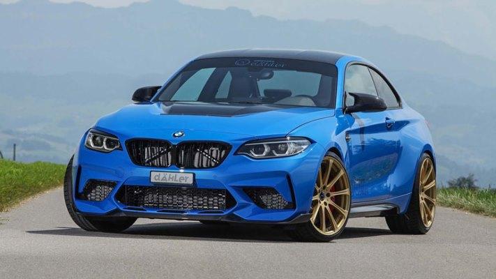 BMW M2 CS, тюнинг