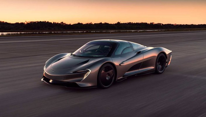 McLaren, новый гибридный гиперкар