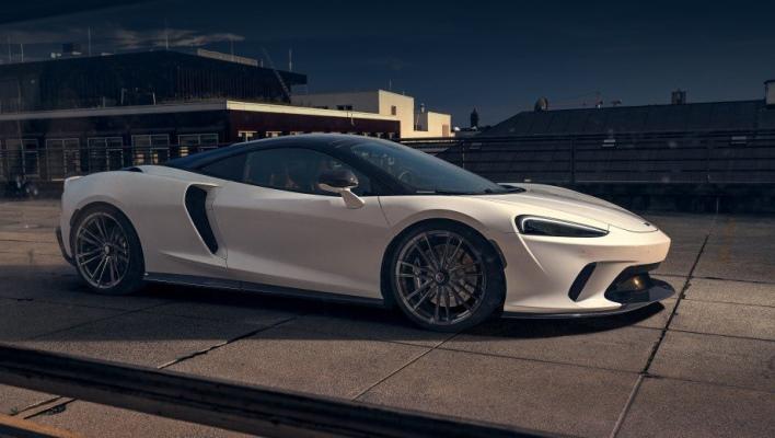 McLaren GT, 700-сильный