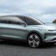 Китайский стартап показал серийную версию концепта Leap Motor C-More