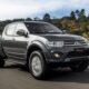 Компания Mitsubishi в России подняла цены на пикап и кроссовер