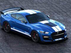 Компания Shelby American готовит пакет доработок для GT350 и GT500