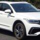 Купеобразную версию Volkswagen Tiguan представят в сентябре