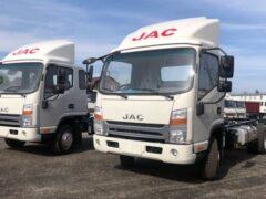 JAC Motors начал продажи модернизированных грузовиков N-серии