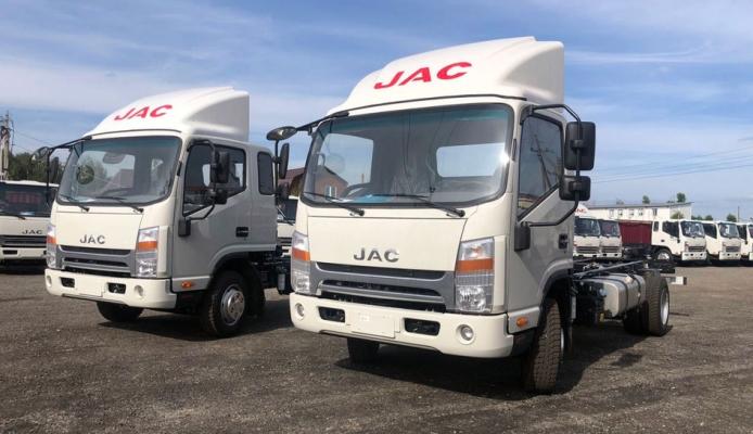 JAC N80 и JAC N120