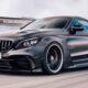 Появились изображения нового Mercedes-AMG C63 Coupe Black Series