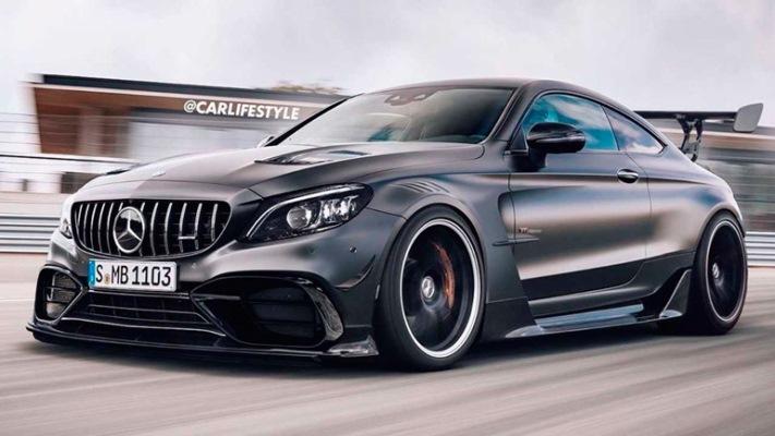 Mercedes-AMG C63 Coupe Black Series