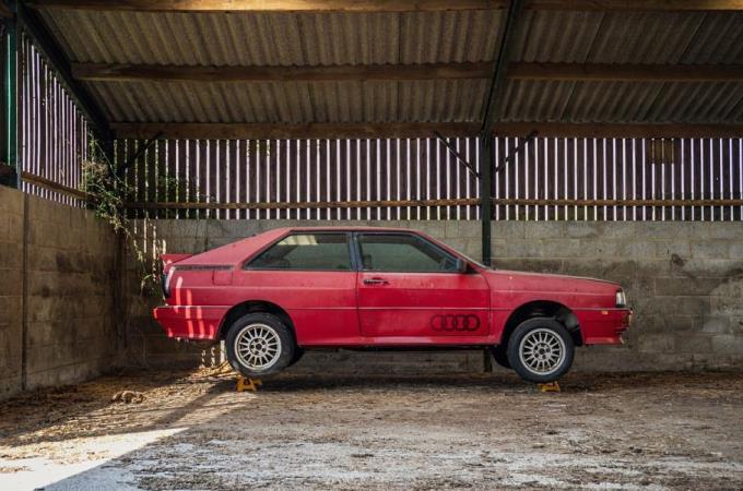 Audi Quattro, 1989 года