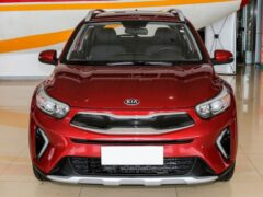 Kia выводит свой бюджетный Stonic на глобальный рынок