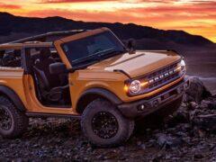 Ford собирается тюнинговать внедорожник Bronco