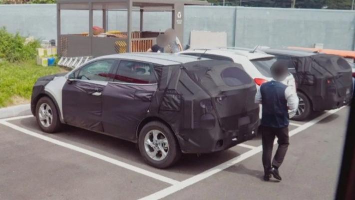 Kia Sportage пятого поколения