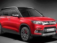Кроссовер Maruti Suzuki Vitara Brezza превратят в Toyota