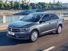 Продажи Volkswagen в июле на российском рынке выросли на 29%