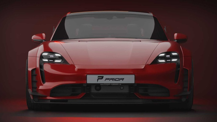 Porsche Taycan Prior Design