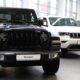 Jeep поднял цены на весь модельный ряд в России