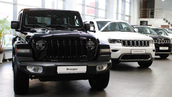 Jeep, автомобили
