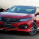 Японские тюнеры представили пакет доработок для Honda Civic