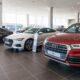 Audi изменил цены большинства своих моделей в России