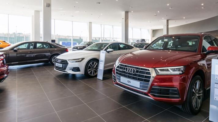 Audi, модели